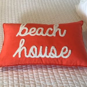 Other - Beach House Accent pillow